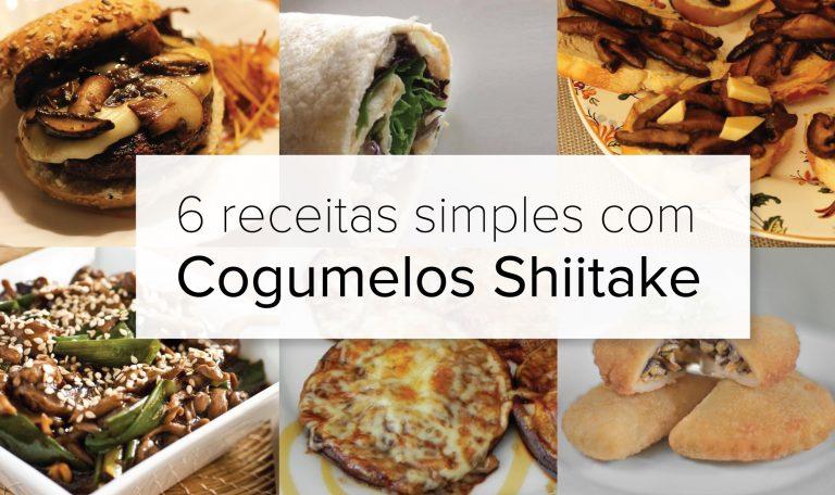 6 receitas simples com Cogumelos Shiitake - Casa do Chascada